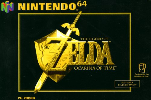 N64 Zelda Ocarina of Time Games That Have a Special Place in your Heart